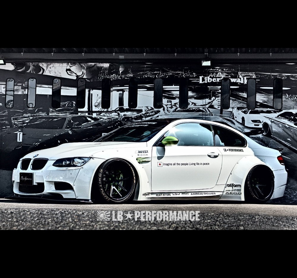 Liberty Walk M3 E92 Schweiz Zugelassen Kaufen Maxspeed Motorsport