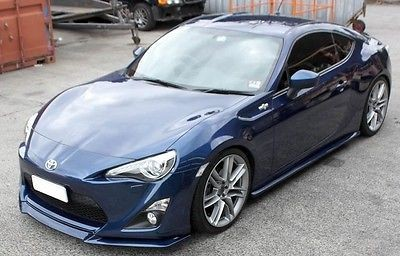 frontspoiler toyota gt86 kaufen maxspeed motorsport. Black Bedroom Furniture Sets. Home Design Ideas