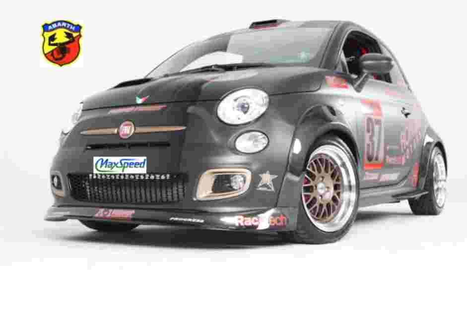 500 abarth carbon spoiler kaufen maxspeed motorsport. Black Bedroom Furniture Sets. Home Design Ideas
