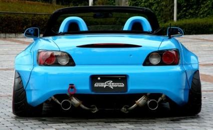 honda s2000 time attack body kit carrosserie kit kaufen maxspeed motorsport. Black Bedroom Furniture Sets. Home Design Ideas