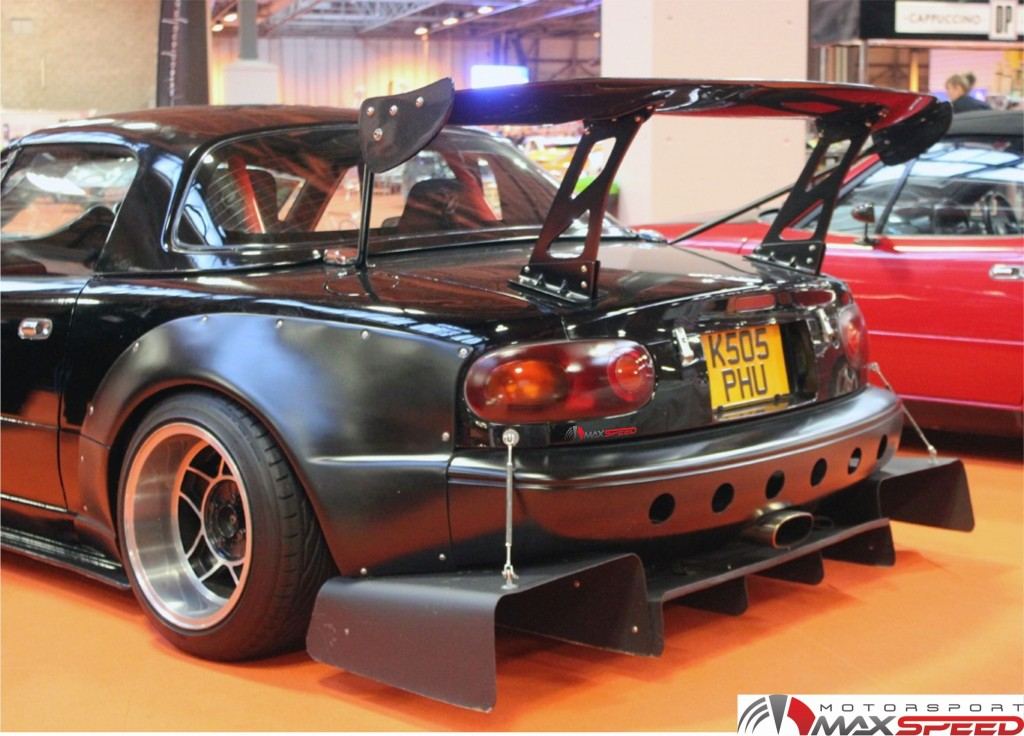 mazda mx5 carbon spoiler time attack kaufen maxspeed motorsport. Black Bedroom Furniture Sets. Home Design Ideas