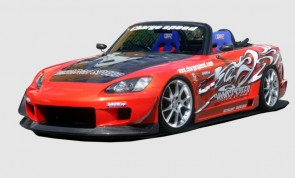 CHARGESPEED WIDE BODY KIT S2000
