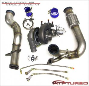 ENGINE TUNING TURBO KIT STAGE 2 EVO 8