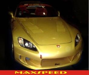 Front Bumper Top Secret