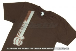 GReddy Premium Turbo T-Shirt
