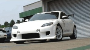 FRONTBUMPER ANEMIH RX8