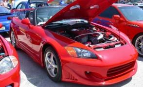 Front bumper Veilside