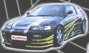 Frontbumper CRX 88 91