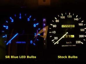 Mini Bulbs Blue Hyundai