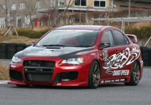 MITSUBISHI EVO X CHARGESPEED BODY KIT