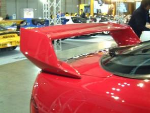 Rear Wing Bomex