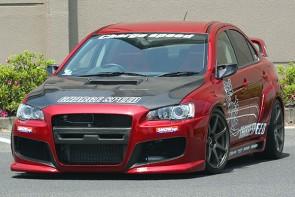 WRC BODY KIT EVO X