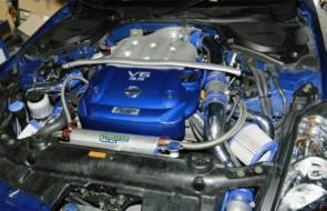 TWIN TURBO KIT POWER ENTERPRICE NISSAN 350Z