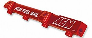 AEM FUEL RAIL ACCORD