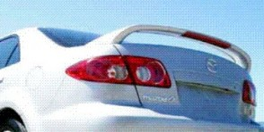 Rear Wing MAZDA 6