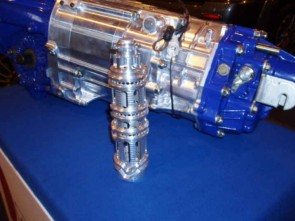FULL SEGUENTIAL GEAR BOX SUBARU STI