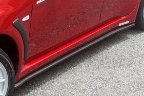 Chargespeed  SIDE SKIRT EVO X