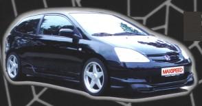 Front Lipp Civic R