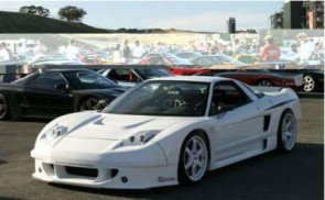 FULL WIDE BODY KIT GTCR HONDA NSX