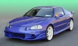 Body Kit VTI