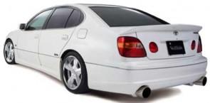 Rear bumper Veilside