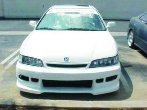 Front Bumper Kit JT Accord 94-97