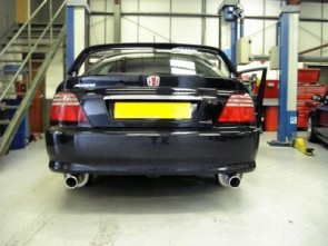 EXHAUST ACCORD R