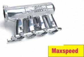 Intake Manifold Alu Chrom CRX
