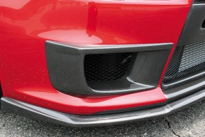 CHARGESPEED SIDE DUCT COWL EVO X