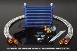 GREDDY Oil Cooler Kit Subaru
