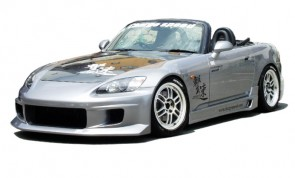 CHARGESPEED BODY KIT S2000