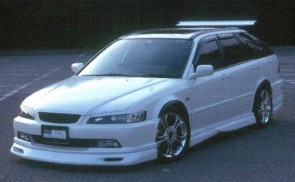 FRONTSPOILER ACCORD WAGON