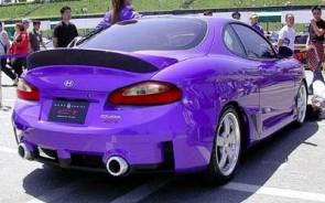 Rear bumper CUDA