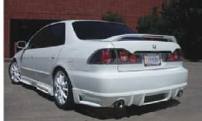 Rear Bumper Accord 98/00