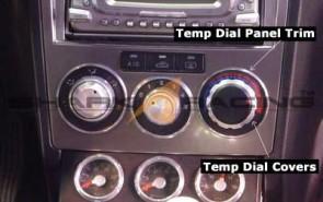 Dial Cover Hyundai Coupè