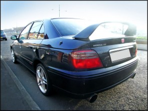 Auspuffanlage Honda Accord Type R (Cat-Back)