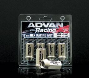 Advan Racing Lug Nuts