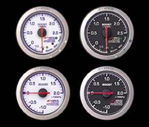 APEXI Turbo gauge 60mm