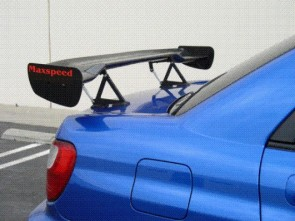 REAR WING CARBON