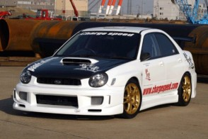 CHARGESPEED BODY KIT WRX