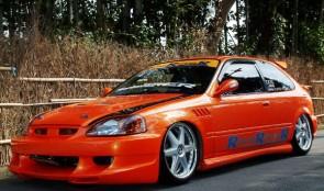 Front Bumper Kaminari