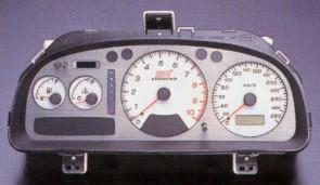 Tachometer 280km/h