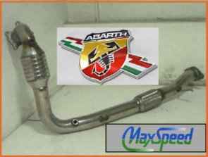 DOWPIPE 500 ABARTH