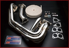 Auspuffkrümmer Turbokollektor Tomei Manifold EJ25 Engine