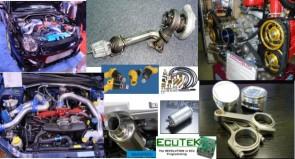 ENGINE 500 RS STI 2004/05