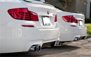 Auspuff Endschalldämpfer BMW M5 F10