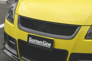 CARBON FRONTGRILL SWIFT