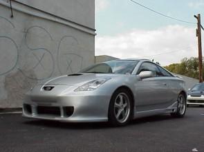 Front bumper BC