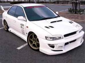 Front bumper C-West