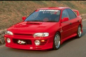 Frontgrille Subaru Impreza 95-